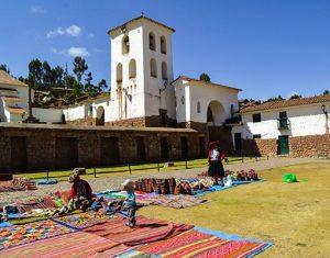 Tour valle sagrado 1 día: Pisac, Ollantaytambo y Chinchero