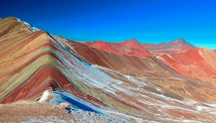 como llegar a la montaña 7 colores