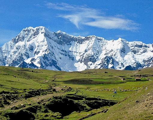 excursión 7 lagunas Cusco