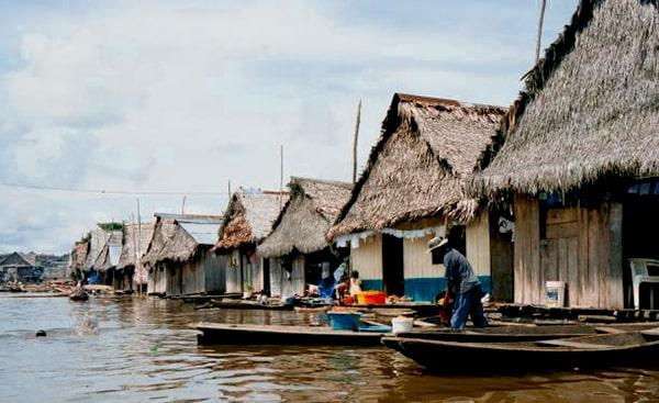 Iquitos turismo