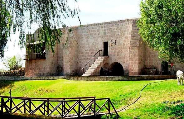 sitios turisticos de Arequipa