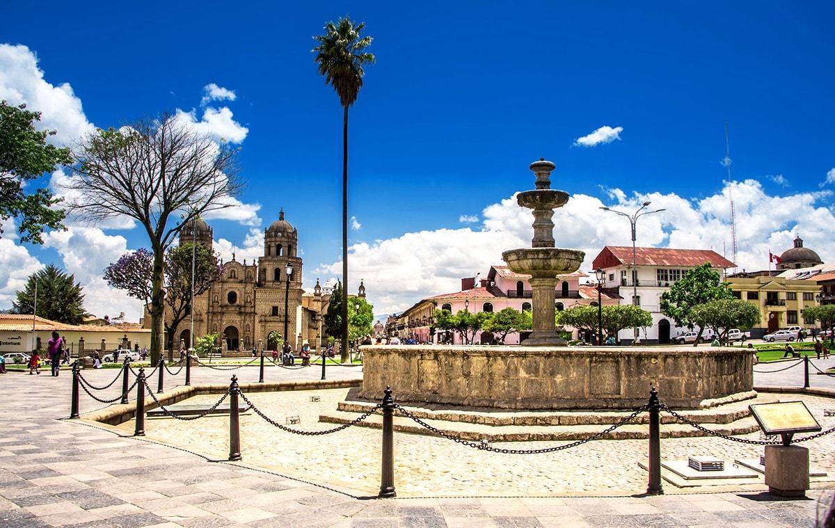 lugares turísticos de Cajamarca