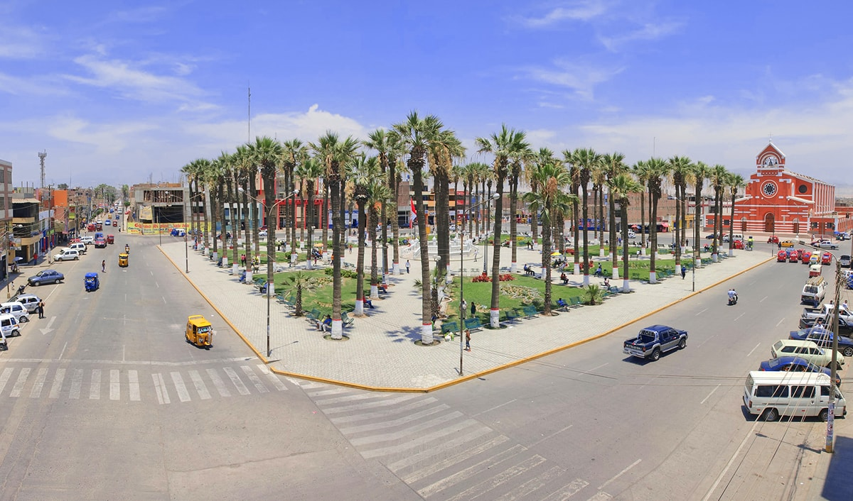 lugares turísticos de chincha