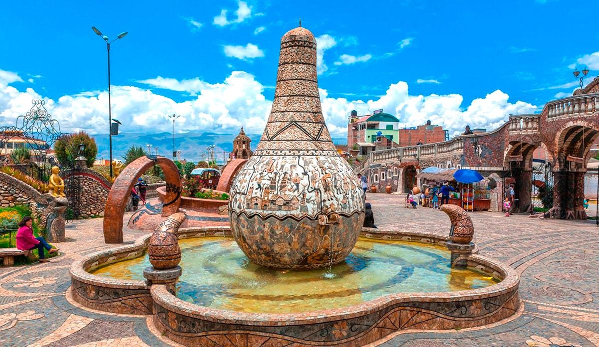lugares turísticos de Junín