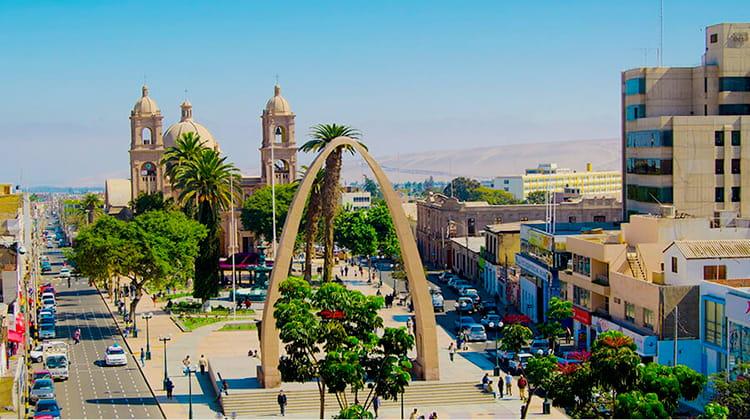 lugares turísticos de Tacna
