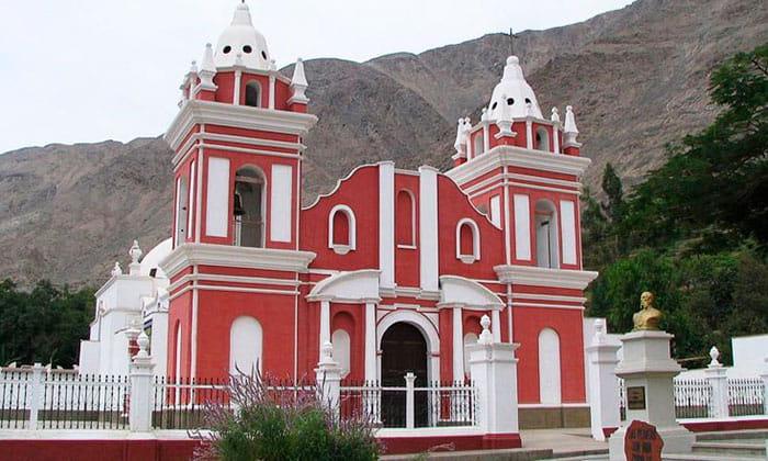 Lunahuaná turismo