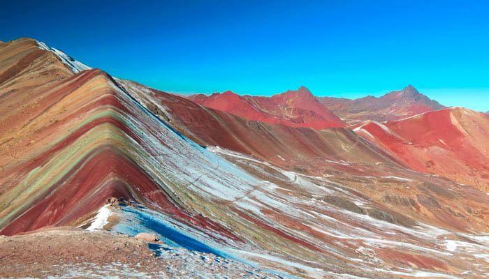 Montaña de los 7 colores Cusco