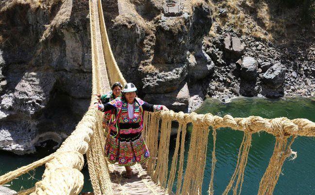 puente queswachaca