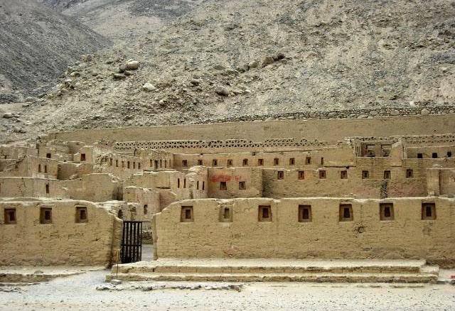 sitios turísticos de Lunahuaná