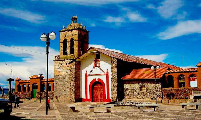 sitios turísticos de Puno