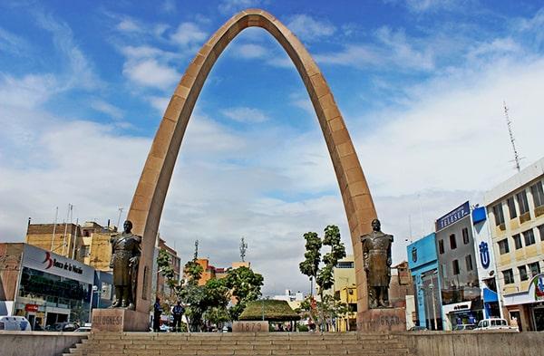sitios turísticos de Tacna