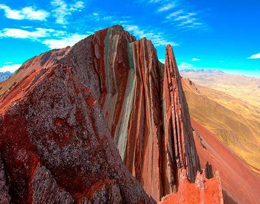 tour montaña Pallay Punchu