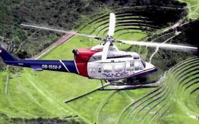 Sobrevuelo en helicóptero Cusco